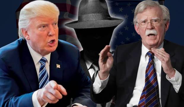 ABD karıştı: Bolton'un yayınlanmayan kitabı basına sızdı, Trump küplere bindi