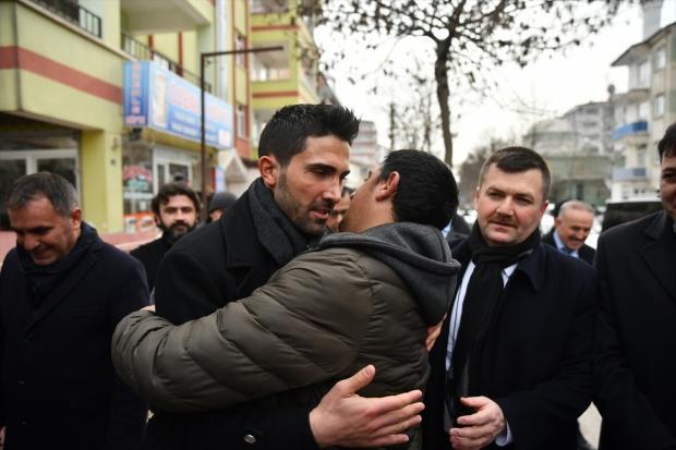 Fenerbahçeli Hasan Ali Kaldırım