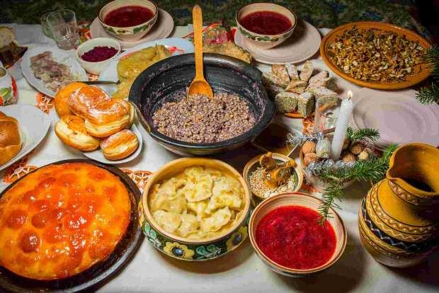 Ukrayna yemekleri