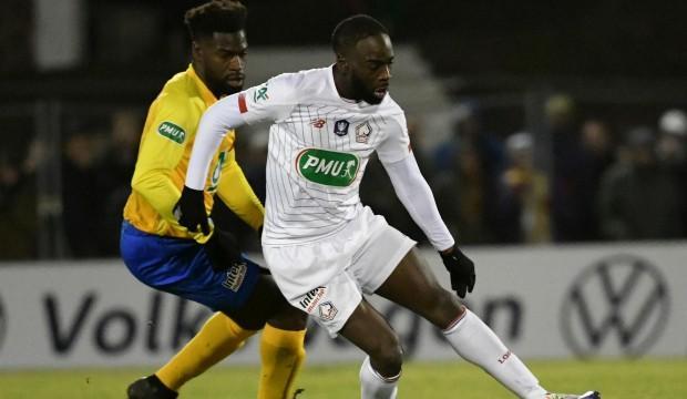 Lille'de büyük şok! Amatör lig takımına elendiler...