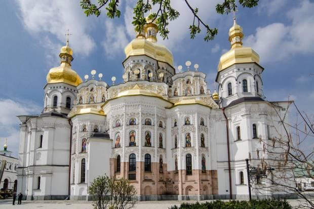 Ukrayna'da gezilecek yerler: Kiev Pechersk Lavra