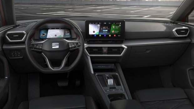 2020 Seat Leon iç dizayn