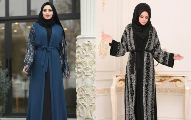 abaya modelleri 2020