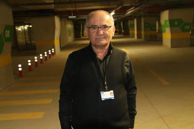 Elazığ Fethi Sekin Şehir Hastanesi'nin mimarı Ahmet Akyüz...