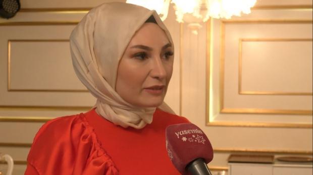 Sosyal medya fenomeni Safiye Nur Şimşek aynı zamanda lansmanın sunuculuğunu yaptı