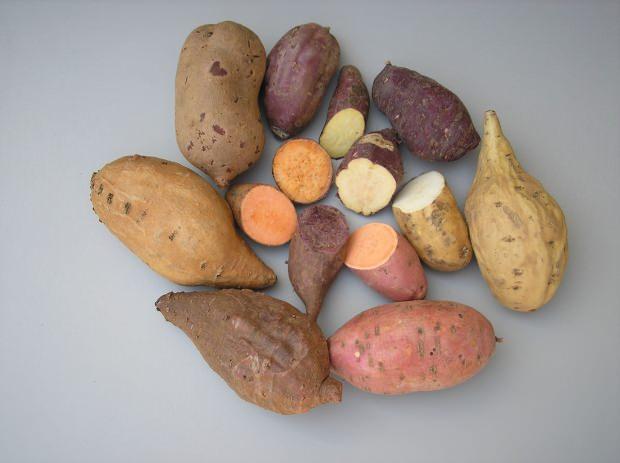 diyet yapmak isteyenler için tatlı patates oldukça faydalı bir besindir.