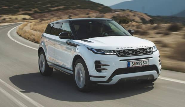 2020 Range Rover Evoque'un Türkiye fiyatı açıklandı