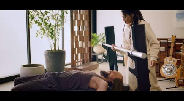 Jason Momoa Super Bowl reklamı