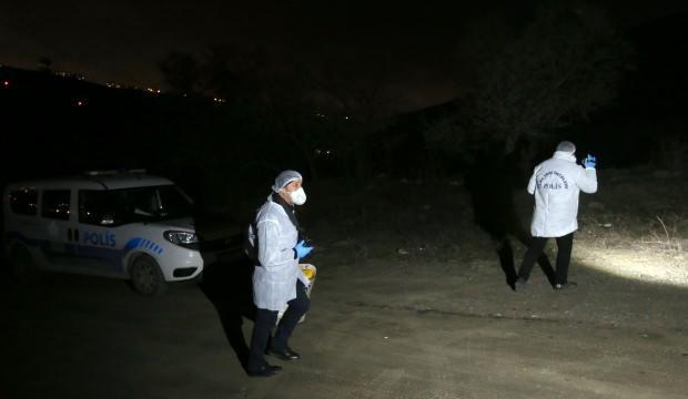 Ankara'da boş arazide kafatası bulundu