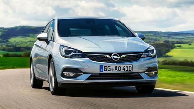 2020 Opel Astra fiyat listesi