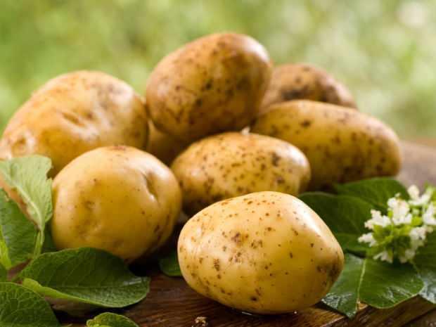 Patates ile ateş düşürme