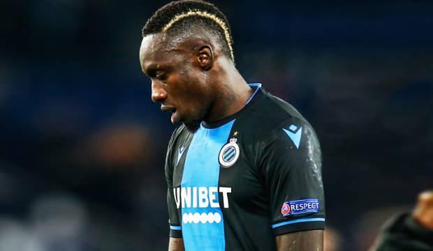 Club Brugge'den Galatasaray'a Diagne cevabı