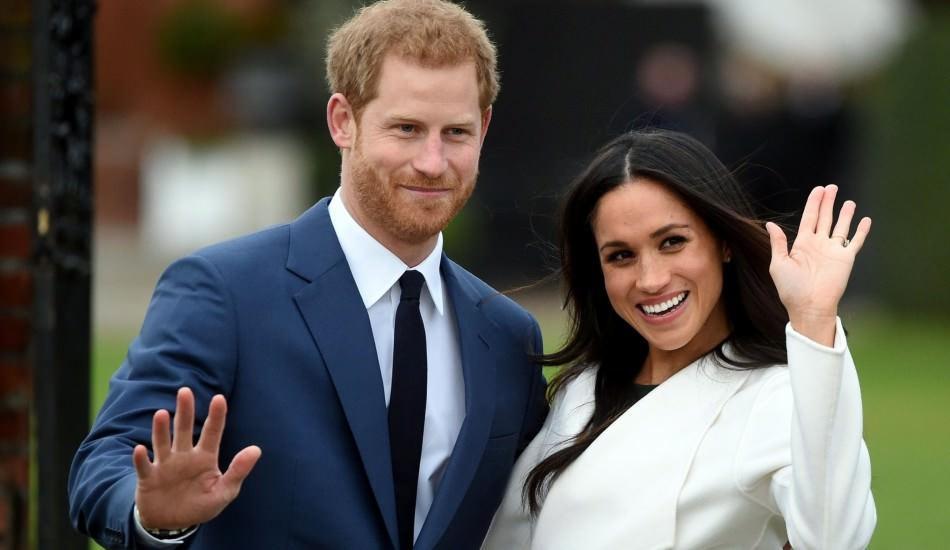 Prens Harry ve Meghan Markle'nin videosu sosyal medyayı salladı!
