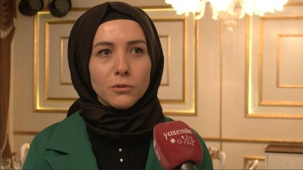 AK Parti Sivil Toplum ve Halkla İlişkiler Başkan Yardımcısı ESME ÖZBAĞ