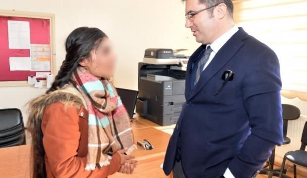 2 genç kızı dağa kaçırmaya çalışan PKK'lı teröristler yakalandı