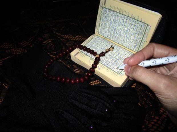 Şahmeran duası