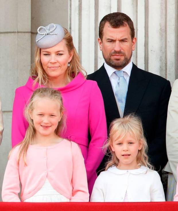 Autumn Kelly ile Peter Phillips boşanıyor