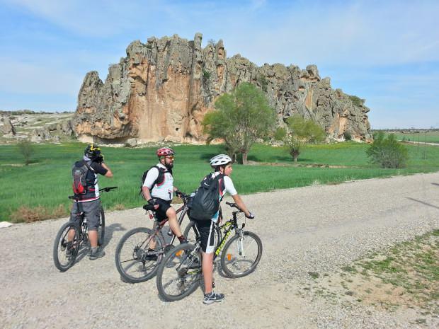 Frig Vadisi bisiklet rotası
