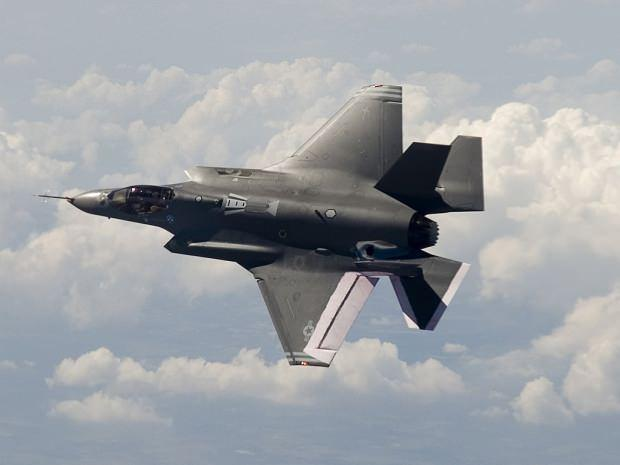 F-35 müşterek taarruz uçağı