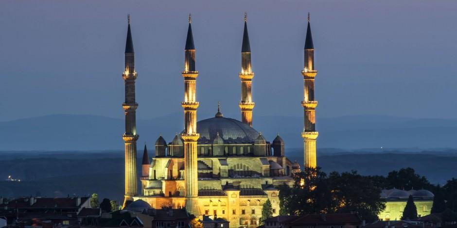Edirne Selimiye Camii'nin dayanıklılığı tescillendi
