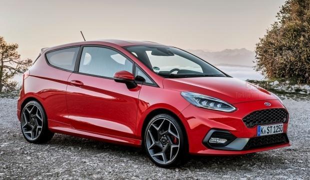 Ford Avrupa'daki Fiesta üretimini azaltıyor!