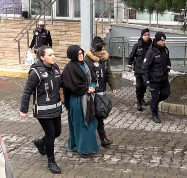 'Emniyet Müdürü'nü şehit eden polisin eşi ile 5 kişi gözaltında