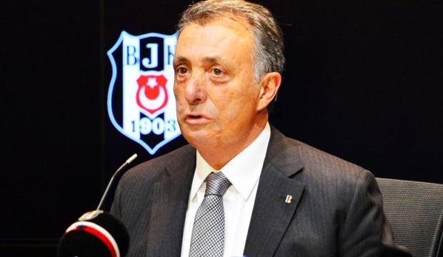 PFDK'dan Beşiktaş ve Çebi'ye ceza!