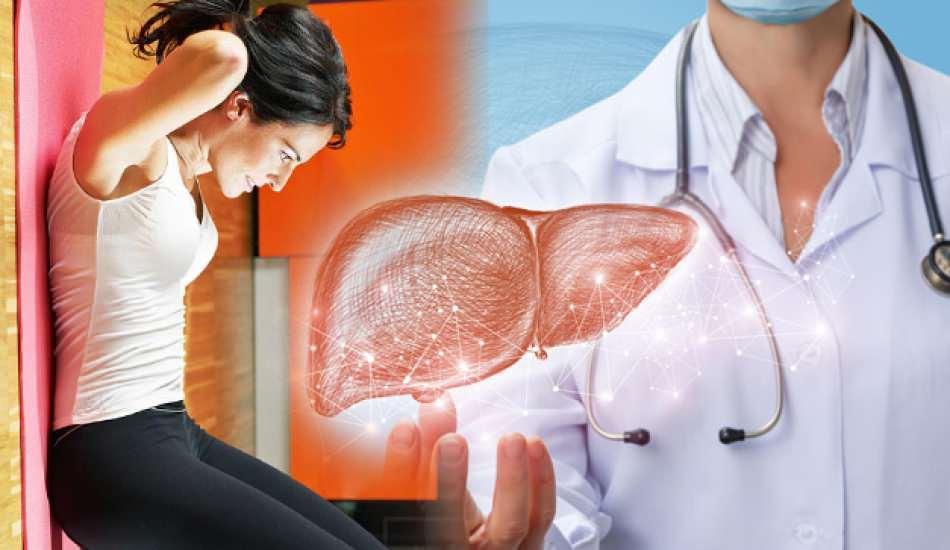 Karaciğer yağlanması göbek yapar mı? Zayıflamak için Karatay'dan Karaciğer yağlanması diyeti