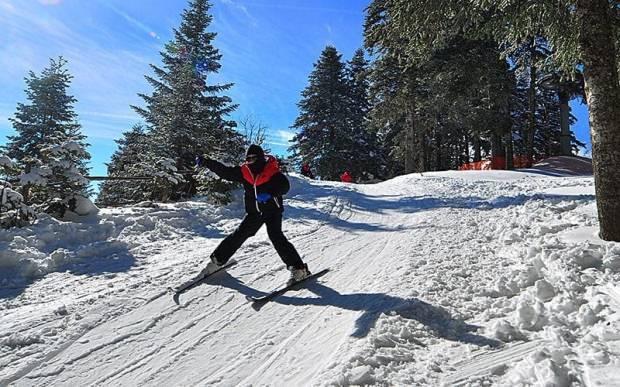 Gerede Arkut Kayak Merkezi