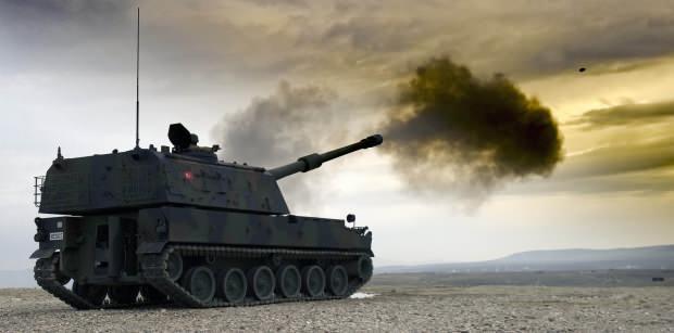 T-155 Fırtına Obüs