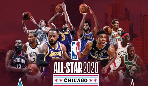 NBA'de All-Star heyecanı başlıyor!