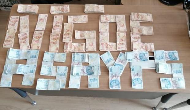 Otomobil satıcısının arkadaşları alıcının parasını çaldı