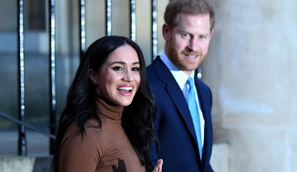 Prens Harry ve Meghan'dan şaşırtan hamle: Amerika'dan...