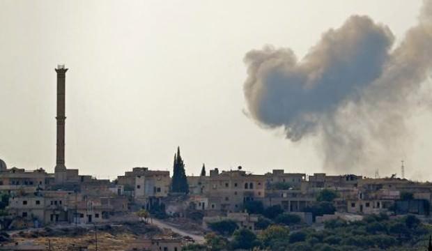 'Rusya İdlib'i düşürmek için son saldırısını yapıyor' iddiası