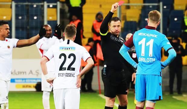 TFF'den Trabzonspor'a Sörloth müjdesi!
