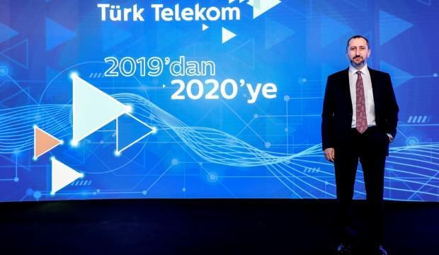 Türk Telekom gelirde 11 yılın rekorunu kırdı