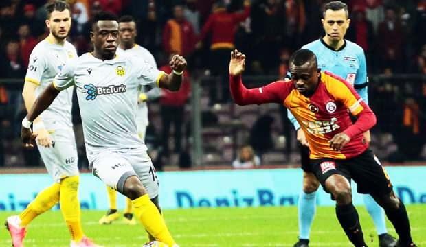 Yeni Malatyaspor'dan Galatasaray maçı için TFF'ye tepki