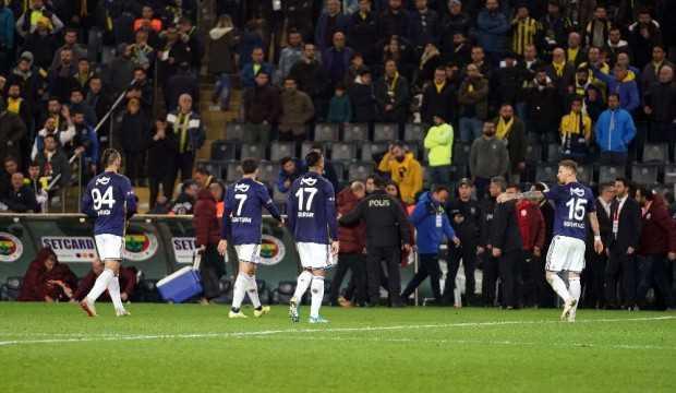 Fenerbahçe, Kadıköy'de 15 yıl sonra bir ilki yaşadı