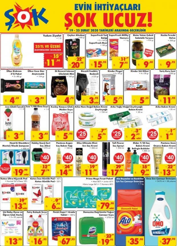 ŞOK Aktüel Ürünler Kataloğu