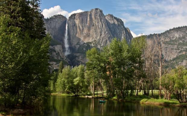 Yosemite Ulusal Parkı