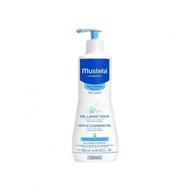 MUSTELA GENTLE CLEANSİNG GEL