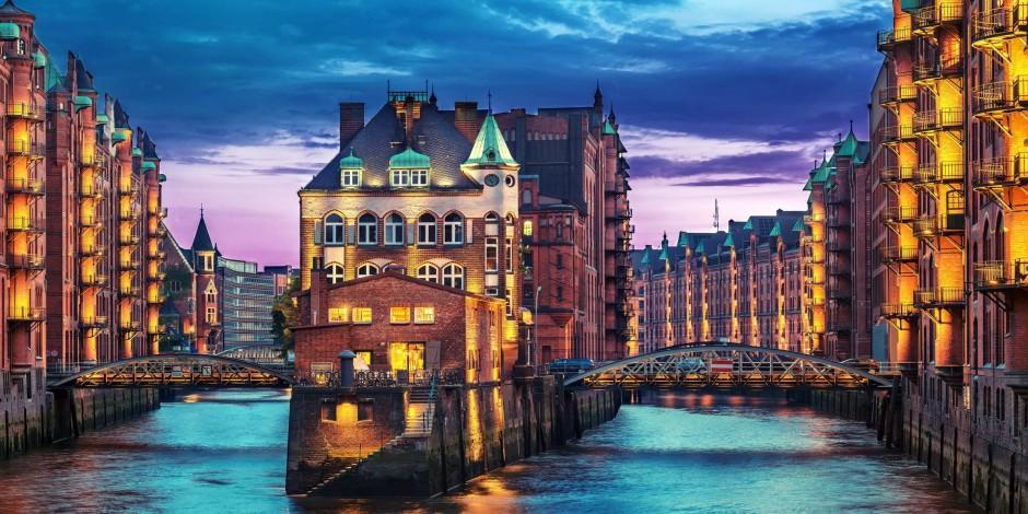 Almanya'nın en büyük liman kenti Hamburg'da gezilecek görülecek yerler