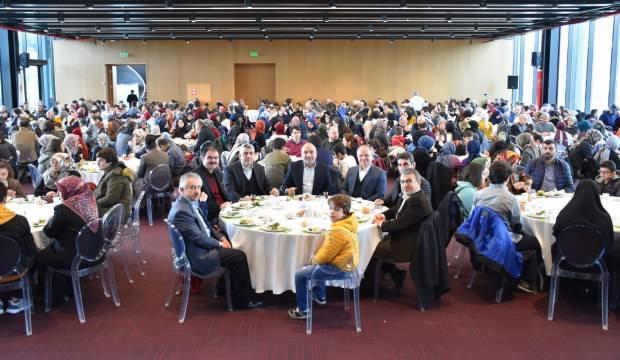Atakum Anadolu İHL'den tanışma ve kaynaşma programı