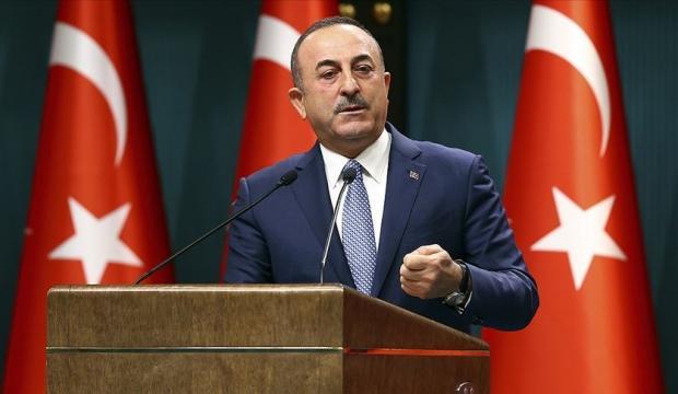Dışişleri Bakanı Çavuşoğlu: Şehitlerimizin kanı hiçbir zaman yerde kalmadı