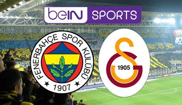 Fenerbahçe Galatasaray canlı takip: Süper Lig Fenerbahçe Galatasaray maçı hangi kanalda?
