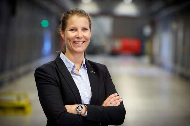 Volvo Cars Güvenlik Merkezi başkanı Malin Ekholm