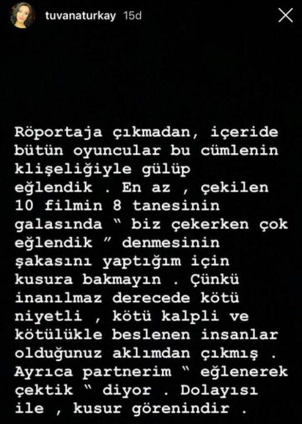 Tuvana Türkay haberleri