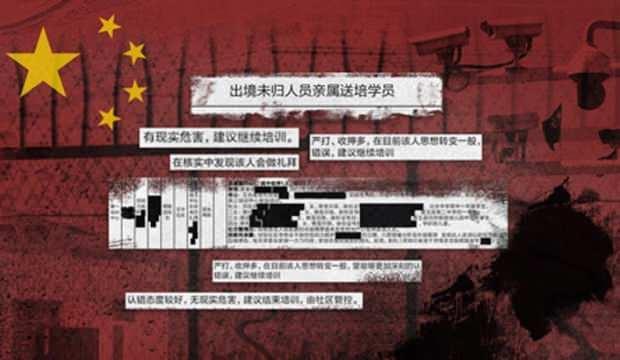 Çin'in Doğu Türkistan belgeleri basına sızdı! İzahı olmayan neden