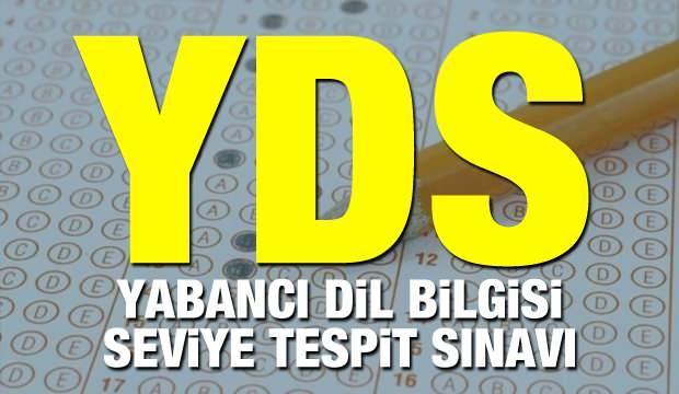 YDS başvuru ekranı: 2020 YDS başvurusu nasıl yapılır son tarih belli oldu!