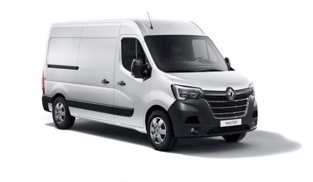 2020 Renault Master Türkiye'de satışa sunuluyor